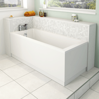 Standard and square baths styles